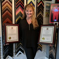 Award of Merritt for some local Heoes