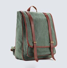Charcoal Washed Canvas Hex HX1098 Recon Sonic Backpack