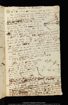 Suuuuper interesting....The Strange, Secret History of Issac Newton's Papers | Science | WIRED