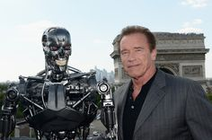 Terminator: Genisys' France Photocall