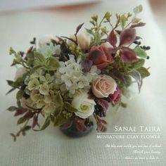 2015年01月のブログ 続・ちっちゃいのマニア~miniature clay flower~