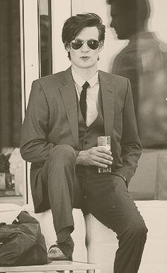 matt...what s classy gentleman..one thing Britain will have over America always...classy dressed men