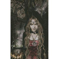 Witches Cauldron by Frances (Tilton Crafts)