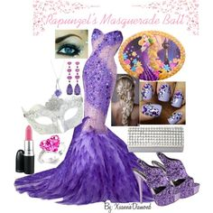 """Rapunzel's Masquerade Ball"""