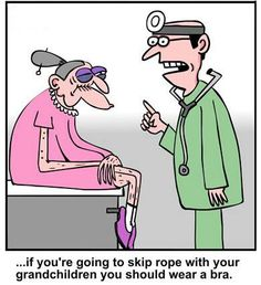 Image result for jump rope for seniors jokes