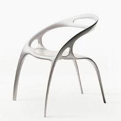 "Stunning Ross Lovegrove ""Go Chair"""