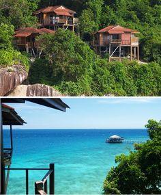 Tioman Island, Malaysia. Weekend Getaway