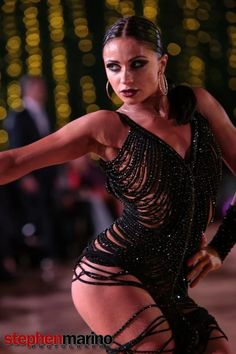 Latin Ballroom Dancesport 100