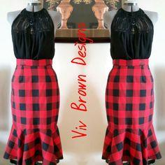 Waist Skirt, High Waisted Skirt, Brown, Skirts, Design, Fashion, Moda, High Waist Skirt, Skirt