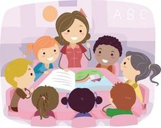 An early childhood education website for preschool teachers offering hands-on learning activities, printables, themes, and lesson plan ideas. Preschool Programs, School Opening, Early Literacy, Early Childhood Education, Literacy Activities, Art Education, Education Clipart, Storytelling, Clip Art