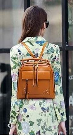Rivet Handbags Square Shoulder Bag