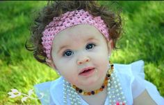Beautiful baby girl session