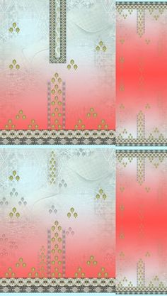 Kurti Design Textile Prints, Textile Design, Fabric Design, Pattern Design, Floral Prints, Design Digital, Indian Prints, Panel Art, Kurta Designs