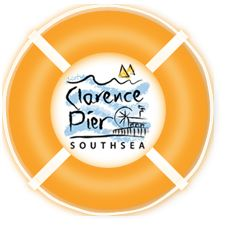 clarence pier logo