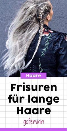 Frisuren für lange Haare #frisuren #langehaare #haare #beauty