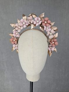 MBM2308 – Millinery By Mel Leather Design, Pink Leather, All Design, Bobs, Rose Gold, Bob Hairstyle, Bob, Bob Cuts, Bob Sleigh