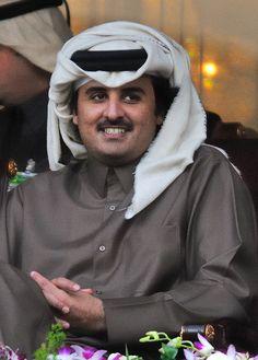 Sheikh Tamim Bin Hamad Al-Thani, Crown Prince of Qatar