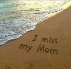 Mom u wouldn't no how much I miss you. Sometimes I feel like I jjust can't breat. Mom u wouldn't no how much I miss you. Sometimes I feel like I jjust can't breath. But the strength I have gotten from you. With you by my side. I Miss My Mom, Love You Mom, I Miss You, Miss My Mom Quotes, Mom In Heaven Quotes, Brother Quotes, I Love The Beach, Beach Quotes, Summer Quotes