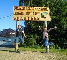 Best Twilight Tour - Team Forks.  How to see the Twilight sights in Forks, Washington