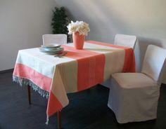 Tischdecke aus Baumwolle von Época Kunst Galerie auf DaWanda.com