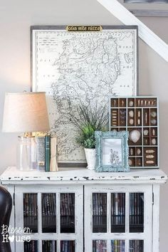 love this foyer look