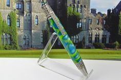 Items similar to Celtic Ballpoint on Etsy Custom Pens, Celtic, Unique Jewelry, Handmade Gifts, Vintage, Etsy, Style, Kid Craft Gifts, Swag