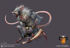 Rat by dinmoney.deviantart.com on @deviantART