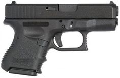 """Known as the """"BABY GLOCK,"""" the GLOCK 26 in 9x19mm has been the most sought-after concealed carry option since its release in 1994-a market once dominated by the 5-round snubnose revolver"""
