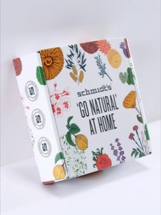 Bespoke mailer boxes delivered to a select number of social media influencers, gifting the exciting plant-based, all natural products from Schmidt's. The self-care package contains all you could possibly need to feel good, smell amazing and 'go natural at home'.   100% recyclable 0427 mailer boxes, printed full colour with a soft touch finish. // info@wrightboxes.co.uk Going Natural, Social Media Influencer, Natural Products, Box Design, Schmidt, Case Study, Packaging Design, Bespoke, Plant Based
