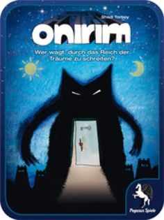 Onirim, mon premier jeu de cartes solo