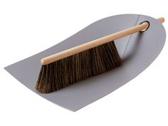 Download the catalogue and request prices of Dustpan & broom by Normann Copenhagen, dustpan and broom design Ole Jensen