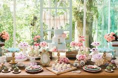 Little Big Company | The Blog: Secret Garden Party styled by Invento Festa