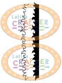 Sellos 1 x 4 - Latina Crafter