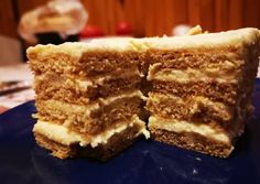 Mézes krémes | Veronika Vas receptje - Cookpad receptek Tiramisu, Ethnic Recipes, Food, Candy, Essen, Meals, Tiramisu Cake, Yemek, Eten