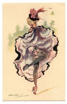 ALICE-HUERTAS-FRENCH-CANCAN-FEMME-eROTIQUE-eROTIC-BEAUTIFUL-GIRL-DANSE-DANCE
