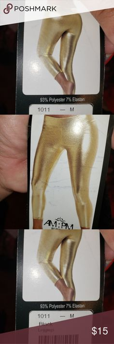 4ab61d36687d8 Black leggings Columbian Skin tight Leggings, new with tags, never worn  Pants Leggings