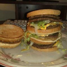 #McDonald's Secret #Menu #Items. #Food #Burgers