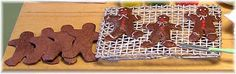DYI DOLLHOUSE MINIATURES: SUGAR N' SPICE PART 3 .....................PLUS KITS! use screen door/wire mesh for cooling racks