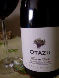Twitter / infielesdelvino: OTAZU Premium Cuvée 07, #vino ...