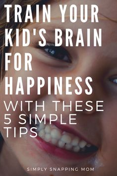 Raise great kids who are hardwired for happiness with these 5 simple parenting tips. These 5 tips have proven to raise kids who grow into happy adults who can get back up after they fall. Parenting Toddlers, Kids And Parenting, Parenting Hacks, Autism Parenting, Foster Parenting, Parenting Quotes, Kids Mental Health, Kids Behavior, Gentle Parenting