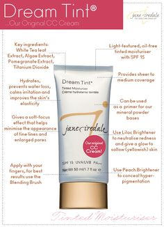 BLOG: Cover, Nourish and Colour Correct with CC Cream {July 2013}