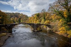 Old Bridge near Stoneyhurst College by Grum Wynne, via Flickr