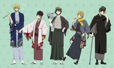 Izaya is looking hot af c; Izaya Orihara, Shizaya, Durarara, All Anime, Manga Anime, Anime Art, Video Game Anime, Japanese Video Games, Japanese Outfits