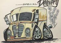 1959 Internationa l Metro Van