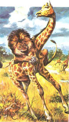 Big Cats Art, Wildlife Paintings, Back Art, Cultural, Old Art, Pokemon, Animal Drawings, Mammals, Vintage Art