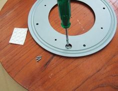 how to make your own lazy susan