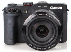 Canon PowerShot G3 X Digital Camera 20.2MP with 25x Optical Zoom Wi-Fi / NFC