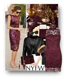 """""""NYFW After Party"""" by linolygreen ❤ liked on Polyvore featuring Roland Mouret, Stefanel, Christian Louboutin, Alexis Bittar, Chanel, NYFW, contestentry, partystyle and nyfwafterparty"""