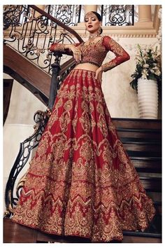 Wedding Lehenga Designs, Wedding Lehnga, Asian Bridal Dresses, Pakistani Wedding Outfits, Designer Bridal Lehenga, Indian Bridal Outfits, Pakistani Wedding Dresses, Indian Bride Dresses, Pakistani Bridal Lehenga