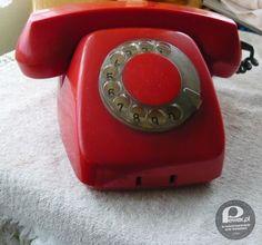 Telefon z pokrętłem –